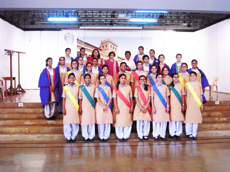 SJC Students Gowning Ceremony